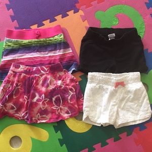 Bundle of skorts/shorts - great condition